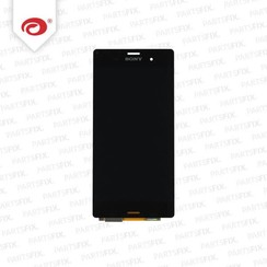 Xperia Z3 display module  (touch+lcd) zwart