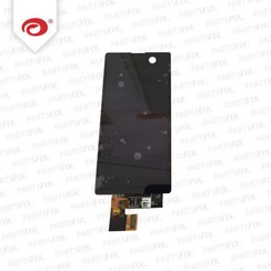 Xperia M5 display module (touch+lcd) zwart
