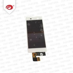Xperia M5 display module (touch+lcd) white
