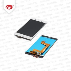Xperia m4  display module  (touch+lcd) white
