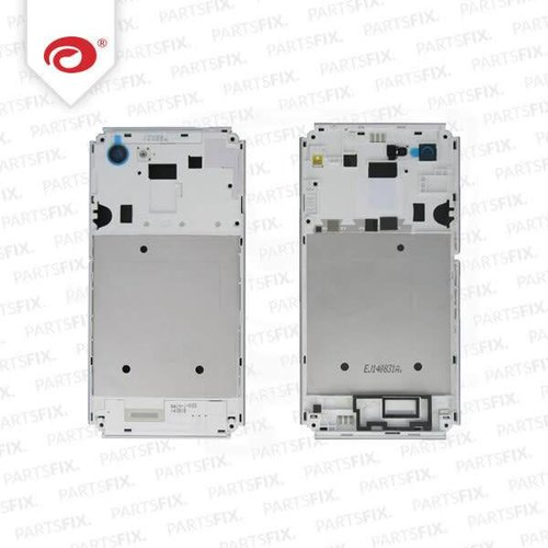 Xperia E3 middle frame wit