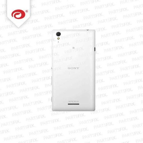 Xperia T3 back cover white