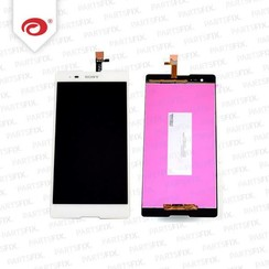 Xperia T2 display module (touch+lcd) black