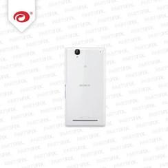 Xperia T2 achterkant wit