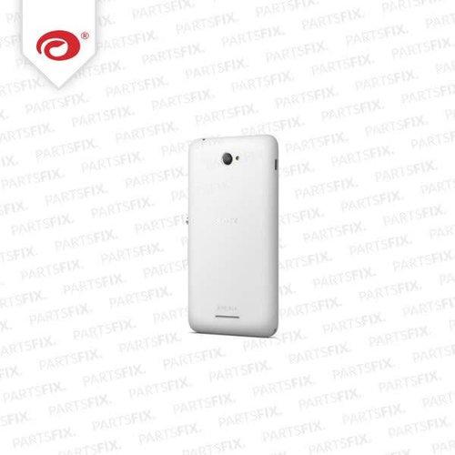 Xperia E4 back cover white