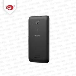 Xperia E4 back cover black