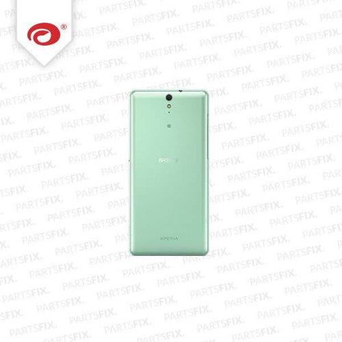 Xperia C5 Ultra back cover green