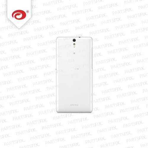 Xperia C5 Ultra back cover white