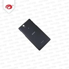 Xperia C3 back cover black