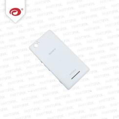 Xperia C3 back cover white