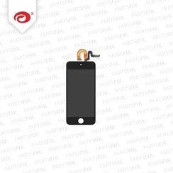 iPod touch 5G display module (touch+lcd) zwart