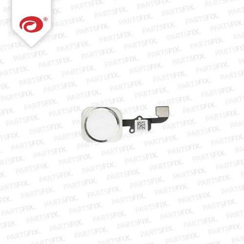 iPhone 6S PLUS home button flex silver
