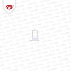 iPhone 6S Plus simkaart houder zilver