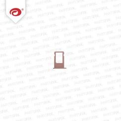 iPhone 6S simkaart houder rose gold