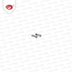 iPhone 6S onderkant schroeven zilver
