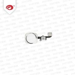 iPhone 6S home button flex silver