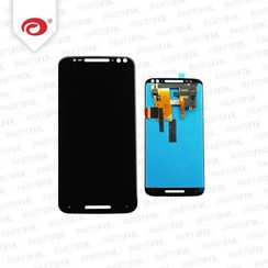 Moto X Style Display Unit (touch+lcd) zwart