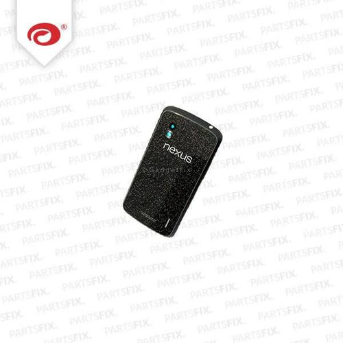 nexus 4 Back Cover Black