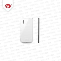 Nexus 4 Back Cover White