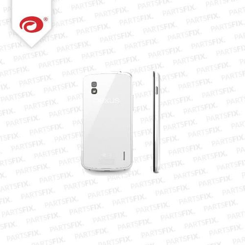 Nexus 4 Back Cover White