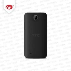 HTC Desire 300 Back Cover Black