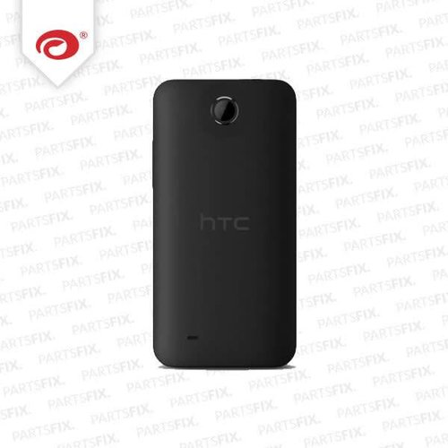 HTC Desire 300 Back Cover Black