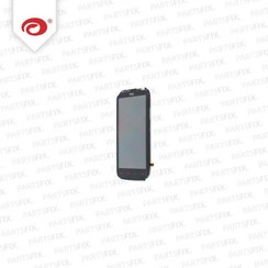 Sensation XE  LCD Touchscreen Digitizer with frame Black