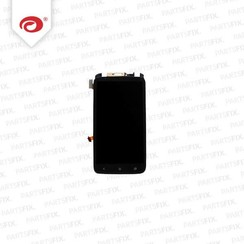 One X LCD Touchscreen Digitizer with frame Black