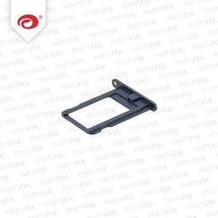iPhone 5S / SE Sim Tray zwart