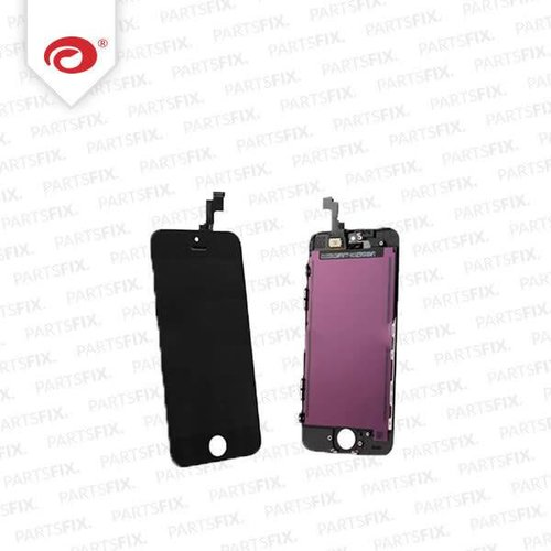 iPhone 5C display module (touch + lcd)  zwart oem