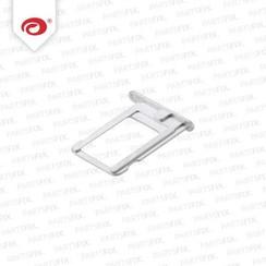 iPhone 5 Sim-Fach weiss