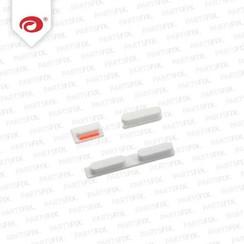 iPhone 5C Knoppenset Wit
