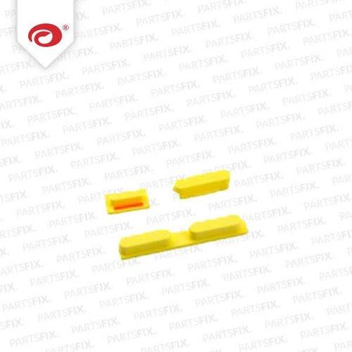 iPhone 5C Knoppenset Geel