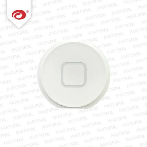 iPad Mini Home Knop Wit