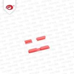 iPhone 5C Knoppenset Roze