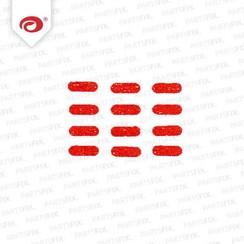 iPhone 4 Waterschade sticker set
