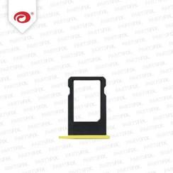 iPhone 5C Simkaart Houder Geel