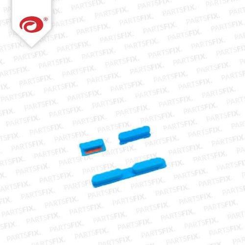 iPhone 5C Button set Blue