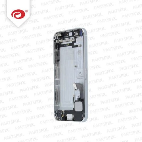 iPhone 5 Achterkant Behuizing Wit zonder onderdelen