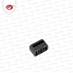 iPhone 5 Gummi-Mikrofonhalter