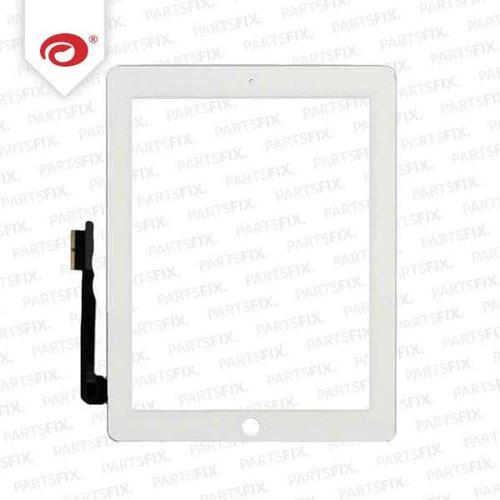 iPad 4 Touchscreen Digitizer White