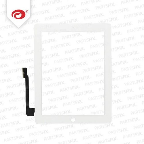 iPad 3 Touchscreen Digitizer White