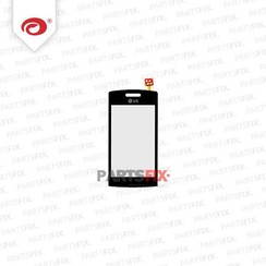 Viewty SNAP GM360 Touchscreen Digitizer Black