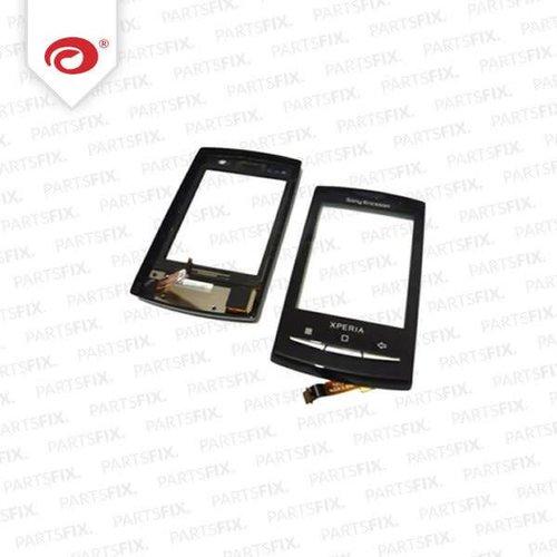 Xperia X10 Mini Touchscreen Digitizer Black