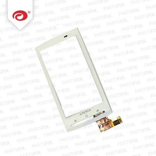 X10 Touchscreen Digitizer White