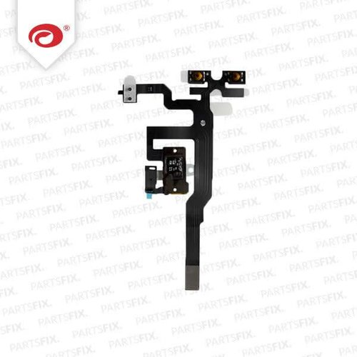 Apple iPhone 4S Audio Jack Flex Cable Black