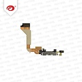 Apple iPhone 4S Black System Connector+Flex Cable