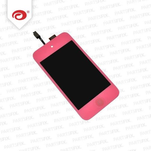 iPod Touch 4G Display Unit Pink