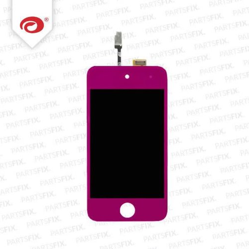 iPod Touch 4G Display Unit Purple