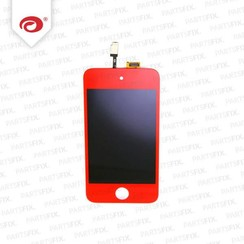 iPod Touch 4G Display Unit Red